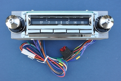 1956 Chevy Wonder Bar Radio AM/ FM